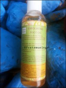 Auravedic Foot Oil review