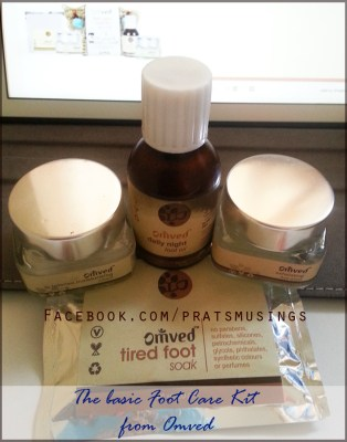 Omved Foot Care Kit