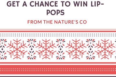 Win Lip-pops from TNC {Giveaway}