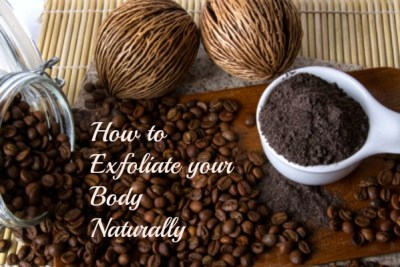 How to Exfoliate your Body Naturally