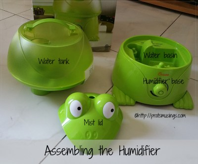 Crane Cool Mist Humidifier Review