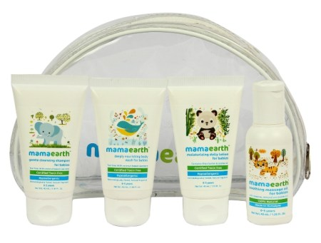 Indian Brands for Safe and Natural Baby Products, organic baby products india