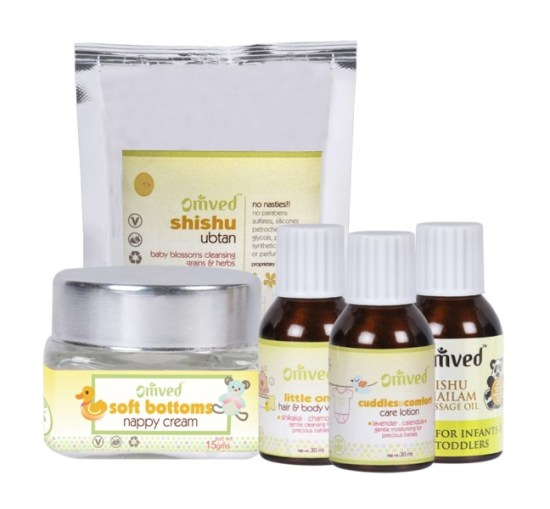 Indian brands for safe and natural baby products
