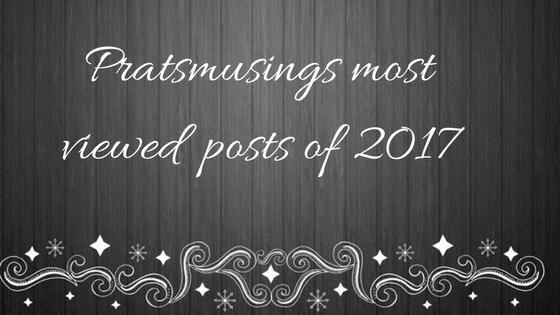 Pratsmusings most viewed posts