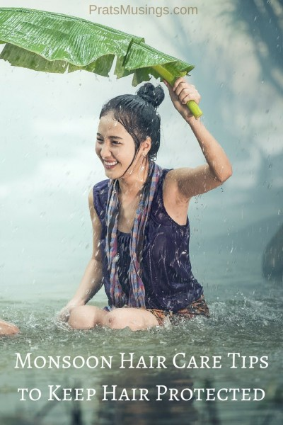 Monsoon Hair Care Tips to Keep your Hair Safe and Protected