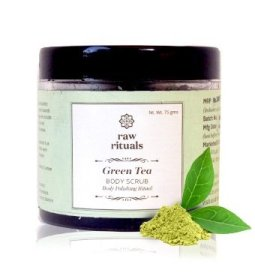 Best Natural Body Scrubs in India