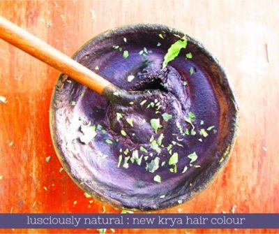 Krya Natural Hair Colour