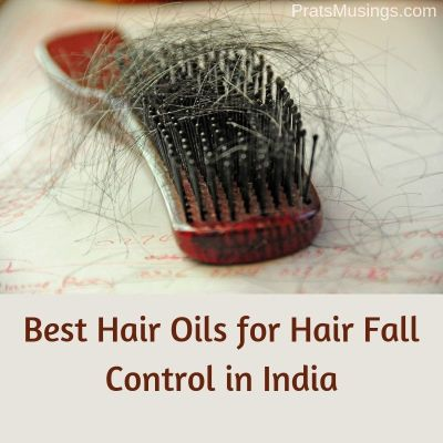 Best oils for hairfall control
