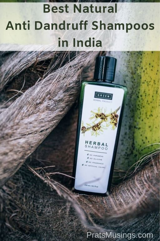 dandruff shampoos are a whole world out there, and it can be very confusing to choose one. We've done that for you by choosing the best  natural anti dandruff shampoos available in India.