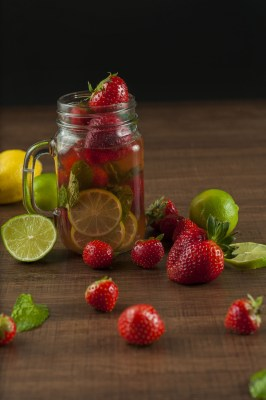 Recipes for Infused Water