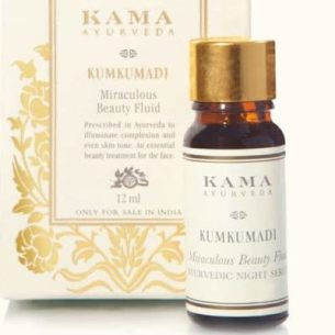 Natural Face Serums Available in India