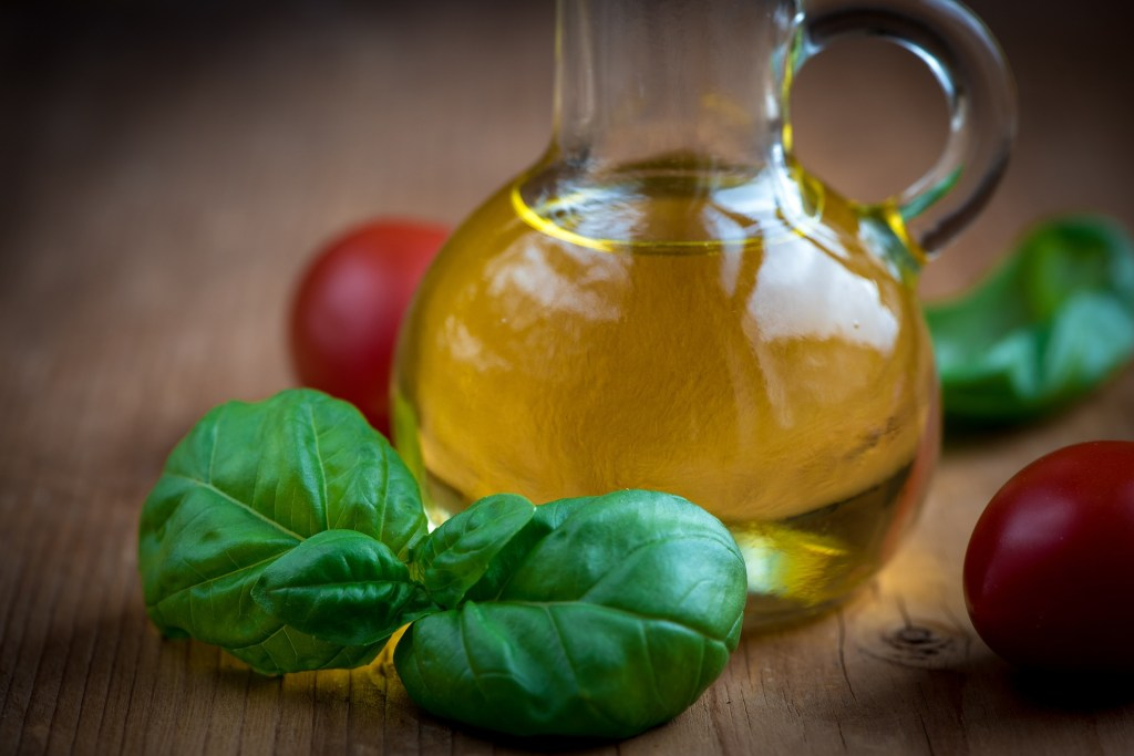 Healing properties of basil essential oil