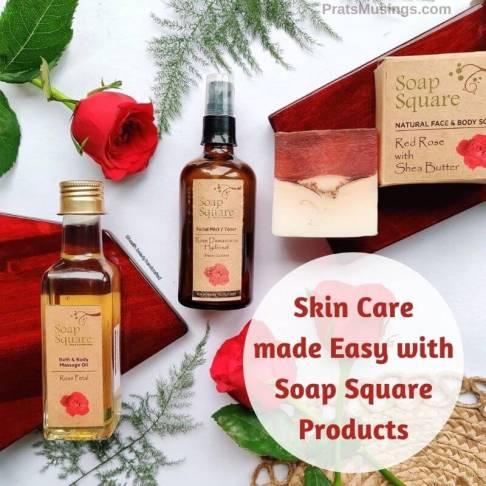 Soap Square, Natural & Ecofriendly skincare