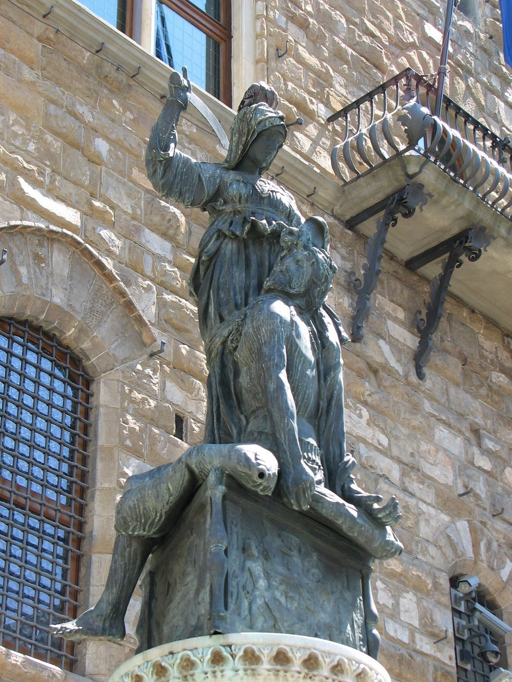 Judith Slaying Holofernes Donatello Power And Politics