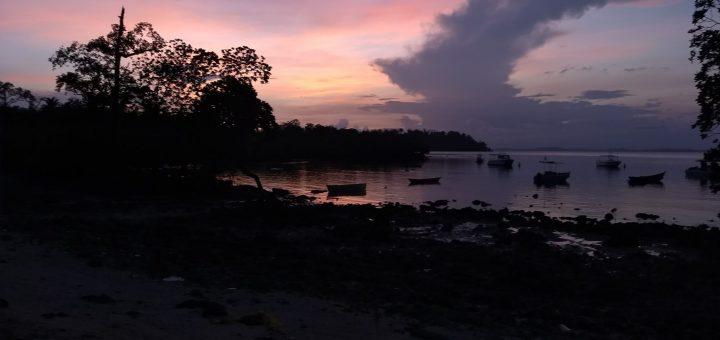sunset Havelock