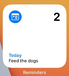 ios 14 beta 2 widget