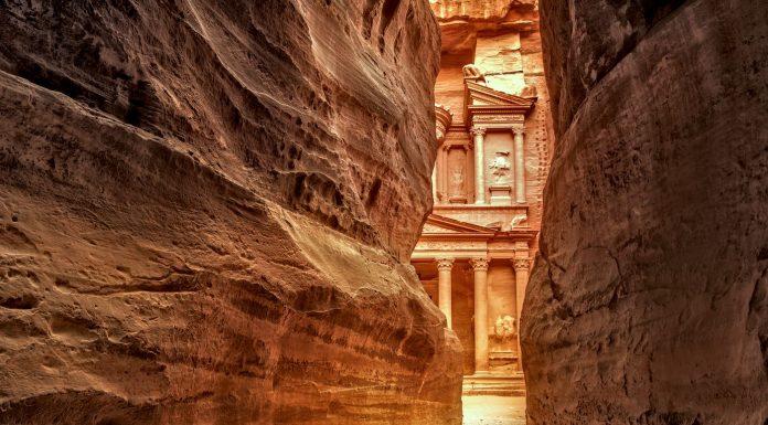 petra, ciudad perdida, el tesoro, nabateos