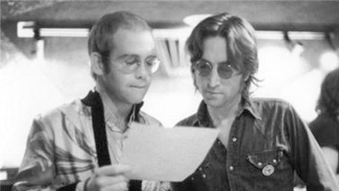 Elton (después del dato de Sean Lennon)