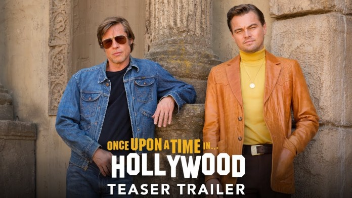 once upon a time in hollywood, trantino