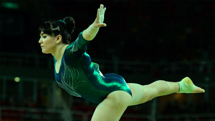 Alexa Moreno destacada