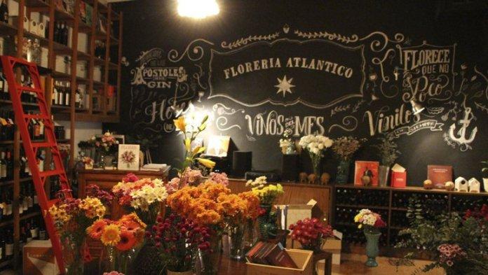 bares Florería Atlántico