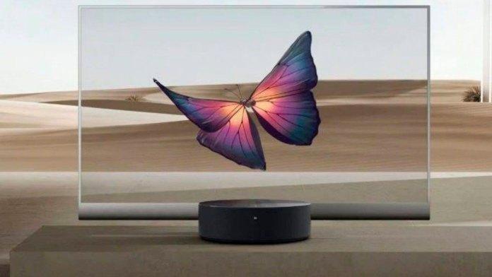 Xiaomi, televisión, televidentes, innovación, nuevos televisores, moderno, futuro, tecnologia, Xiaomi Mi TV LUX Transparent Edition, empresa, China, Tecnologia china, futurista, mercado