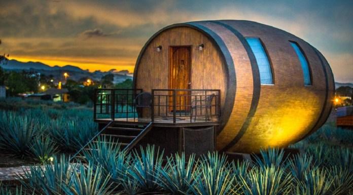 tequila, hotel, hotel tequila, hotel de barriles, hotelerìa, turismo, Jalisco, destilerìa, barriles de tequila, barriles gigantes, complejo turistico