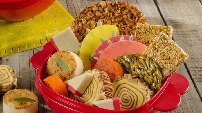 dulces mexicanos, alegrías, borrachitos, cacahuates garapiñados, cocadas, jamoncillo, merengues, palenquetas, pepitorias, dulces, tamarindos