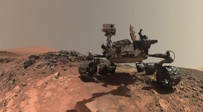 Imagenes Reales de Marte 2