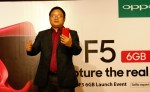 Oppo Officially launches F5 6GB Red Edition in Nepal