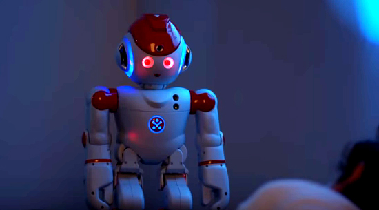 Watch 3 Intelligent Robots That You Can Buy Right Now.