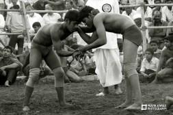 KUSHTI EVENT AT JATRA, DEVLALI