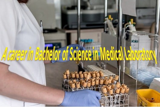 A career in Bachelor of Science in Medical Laboratory