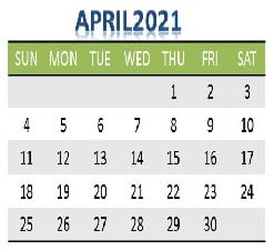 april monthly gk digest:calendar of april 2021 with festivals