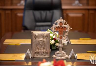 Заявление Священного Синода УПЦ о последних событиях в области межправославных отношений от 6 декабря 2019