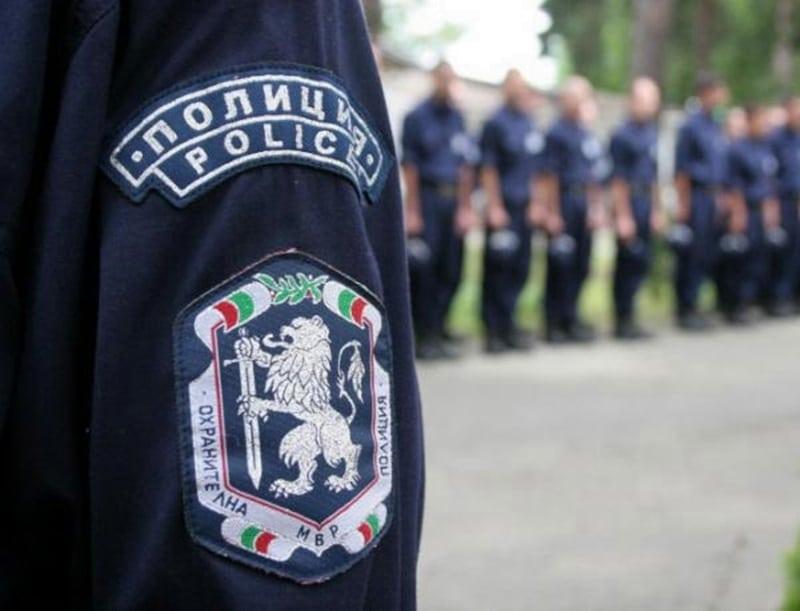 българска полиция