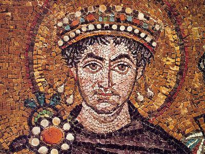 О кончине св. имп. Юстиниана и о его месте в истории