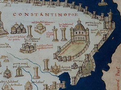 Россия теснейшим образом связана с Византией, но знает о ней очень мало