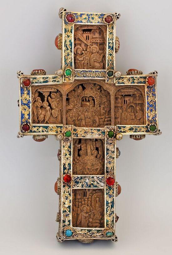 Крест. XVII век