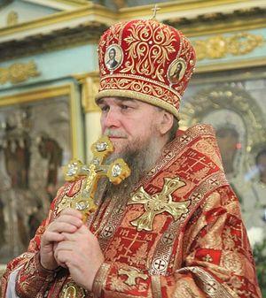 Епископ Рыбинский и Даниловский Вениамин (Лихоманов)