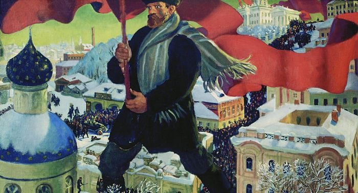 Пасха в эпоху катастрофы: как революционеры хотели заменить Воскресение Христово на первомай