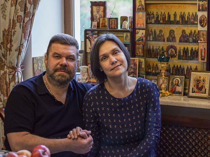 Александр и Евгения Ульевы