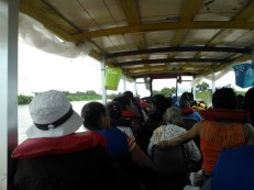 Boat from San Carlos to Los Chiles