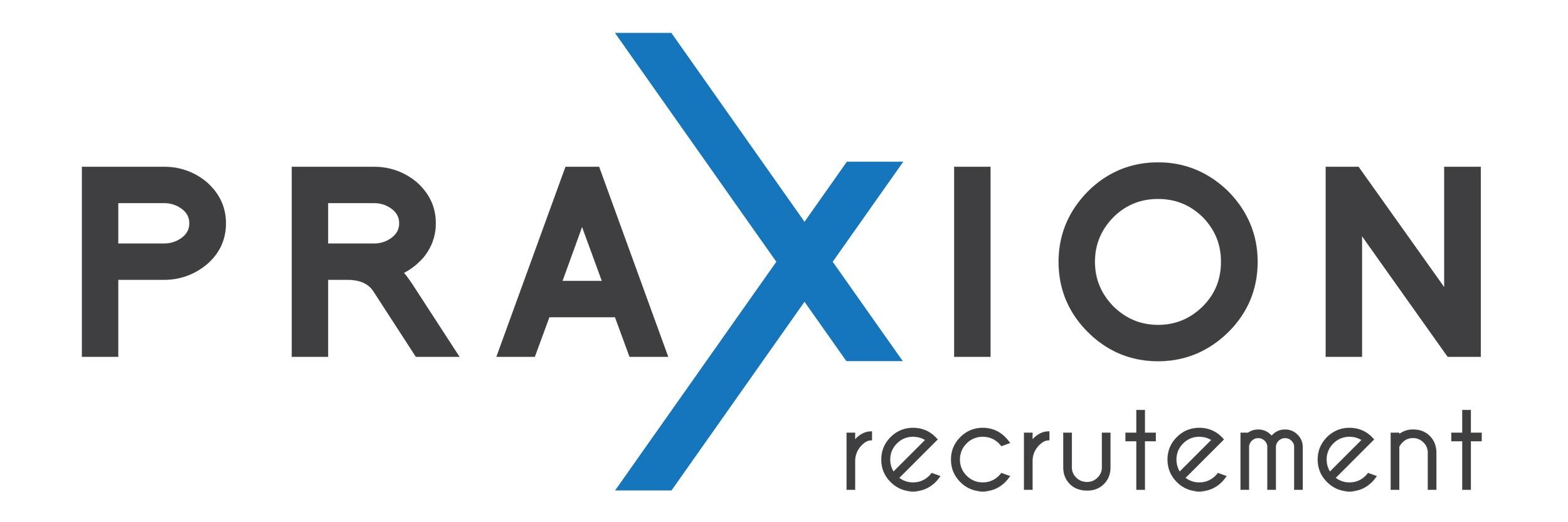 Logo de Praxion