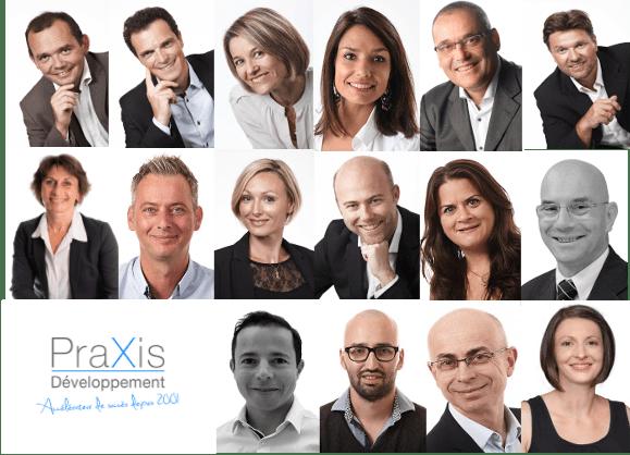 Équipe PraXis Développement Formation