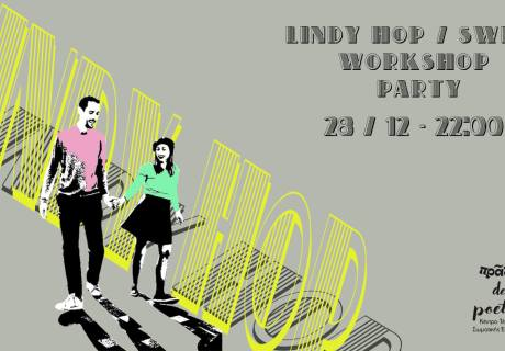 Lindy Hop / Swing party
