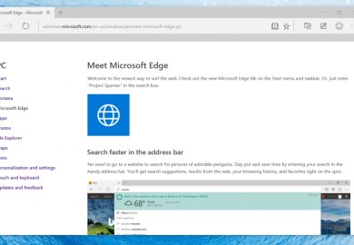 Microsoft Edge Add Ons