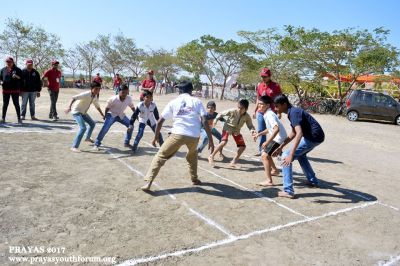Inter school Kabaddi matches - Pune region