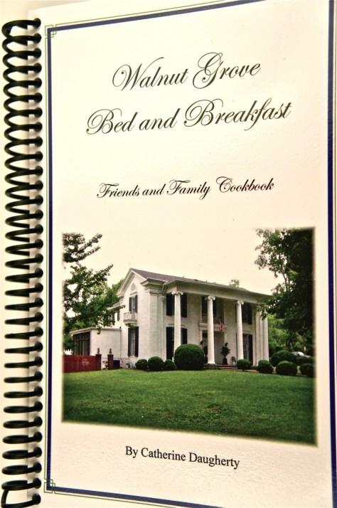 walnut grove cookbook