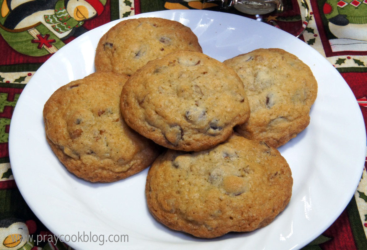 Black Walnut Chocolate Chip Cookies   My Daily Bread Body and Soul